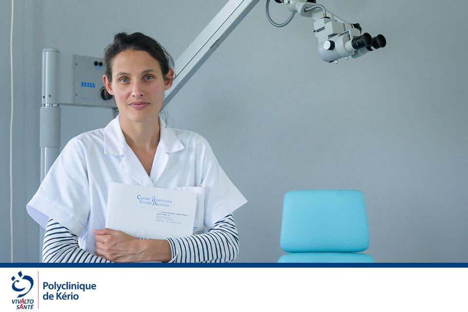Un nouveau chirurgien ORL à la Polyclinique de Kério