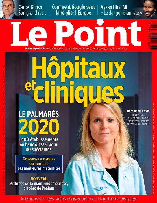 CLASSEMENT LE POINT 2020